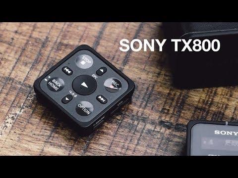 Trên Tay Sony TX800 Hay Câu Chuyện Về Máy Ghi âm Và điện Thoại