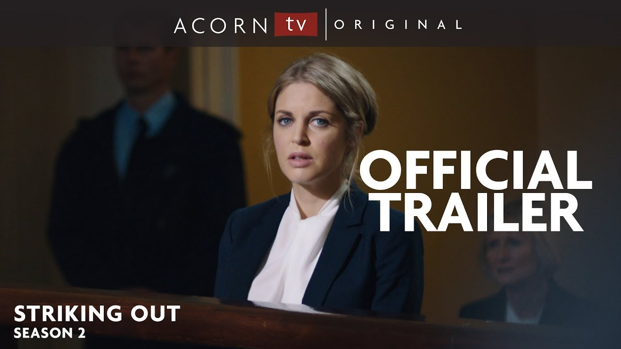 Download Acorn TV Original | Striking Out Season 2 Trailer | Streaming Now