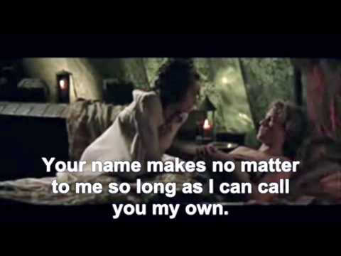 [Movies Love Quotes] A KNIGHT'S TALE -