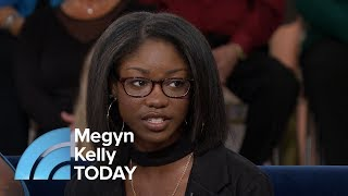 Florida School Shooting Survivor: I Hid Beneath A Dead Body | Megyn Kelly TODAY