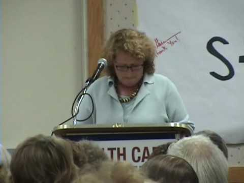 Thank You for Health Care - Heidi Heitkamp (part 1)