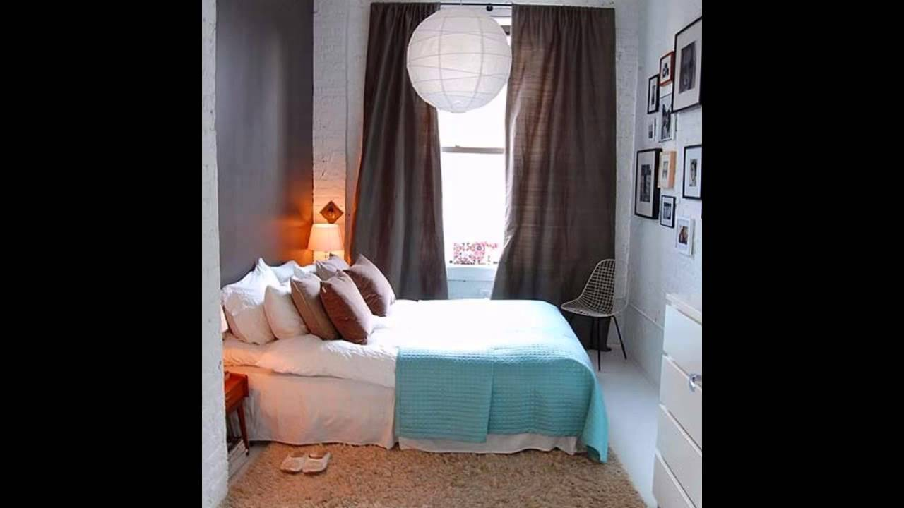 Wonderful Creative Small Bedroom Design Ideas   YouTube