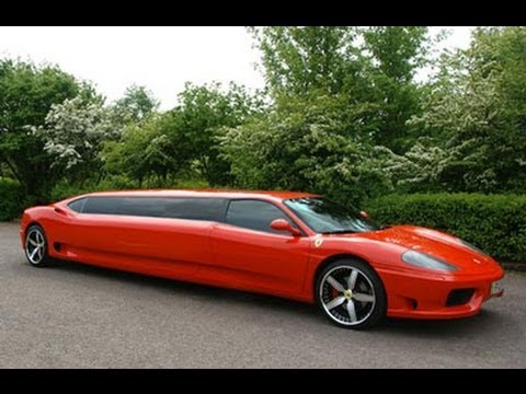 Most Expensive Limo Youtube