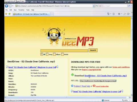 how to download free music virus free and cost free!
