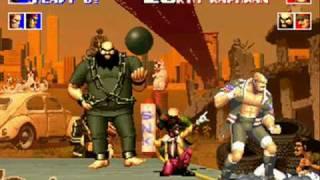 KOF Klub: King Of Fighters 94 Desperation Moves: Rebout
