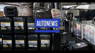 В Москве накрыли масштабное производство поддельного моторного масла(Готовая продукция сбывалась под брендами известных мировых производителей во всех регионах страны. По..., 2015-12-24T09:31:39.000Z)