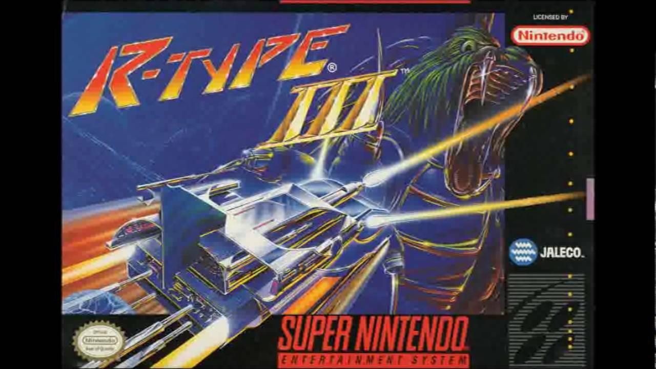 Toge Toge - R-Type III:The Thi...