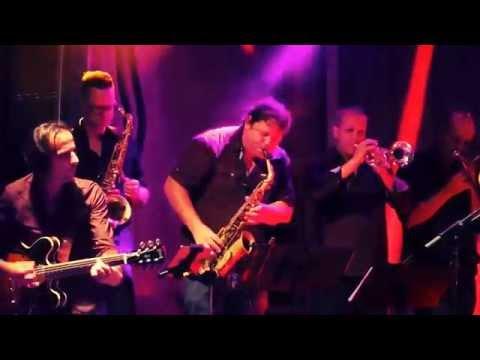 """Babylon Sister """"The JAZZ DEVIL HORNs Section"""" MONKLAND live 2015"""