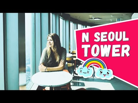 N SEOUL TOWER / Hello Kitty / MARVEL
