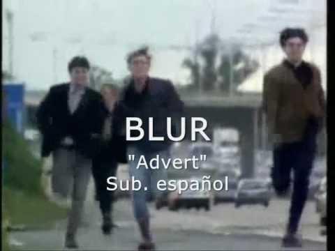 Blur - Advert (subtitulada en español)