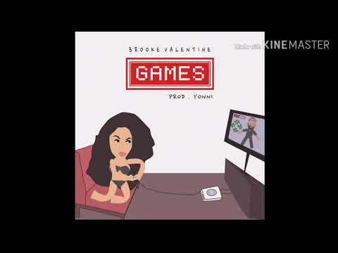 Brooke Valentine - Games (Official Audio)