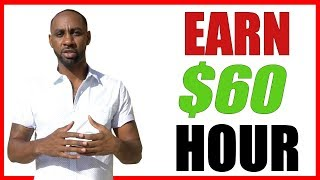 Make $60 Per Hour Just By Testing Websites Online (Easy Method)