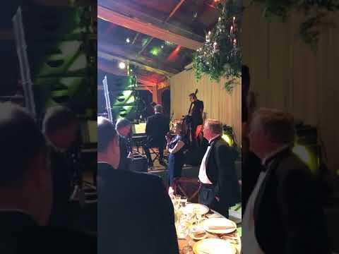 AirAsia chief Tony Fernandes' wedding reception