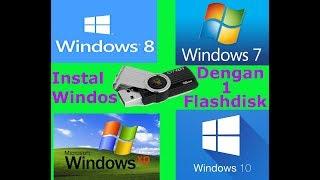 Download lagu Cara membuat bootable flashdisk windows 7/8/10 dengan rufus