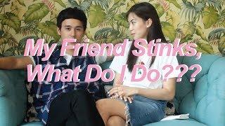 My Friend Stinks by Alex Gonzaga