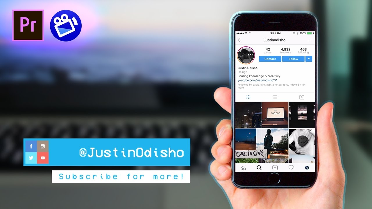 How to Create a Social Media Promo Intro for your Videos ...
