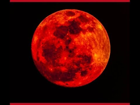 Four Blood Red Moons Damascus and Israel Prophetic