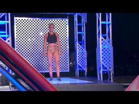 Sheena-Lauren Steinert Full Run | Australian Ninja Warrior 2017