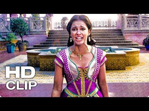 "АЛАДДИН - Наоми Скотт Поёт Speechless ""Принцесса Жасмин"" (2019) Клип, The Walt Disney"