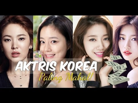 12 Aktris Korea TERMAHAL 2016 | Menyambut 2017