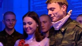 Свадьба Пылеевой и Медведева