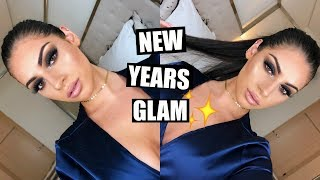 SLAY THE NEW YEARS MAKEUP TUTORIAL♡