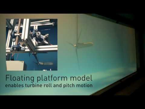 ETH Zurich wind turbine test facility (WEST)