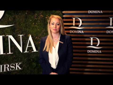 Domina Novosibirsk раскрывает «Секреты сервиса»