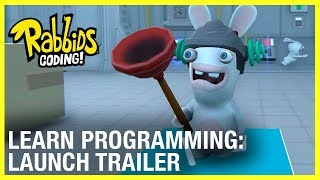 Rabbids Coding: Programming with Rabbids | Launch Trailer | Ubisoft [NA]