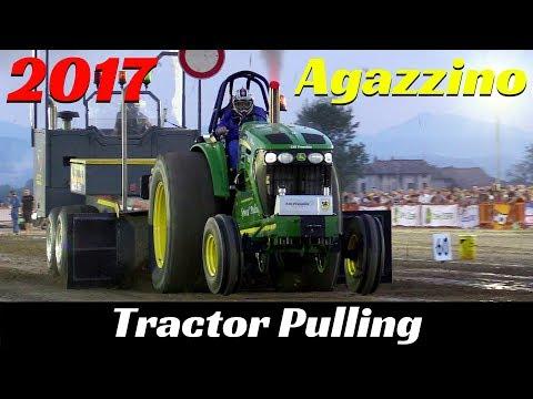Tractor Pulling + Fast Pulling Agazzino 2017 - ITPO - Pure Sound!