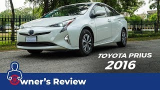 Toyota Prius 2016 Owner's Review: Price, Specs & Features | PakWheels