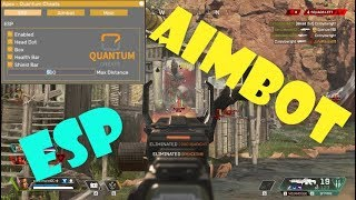 How to get *AIMBOT+ESP* in Apex Legends! [NOT clickbait