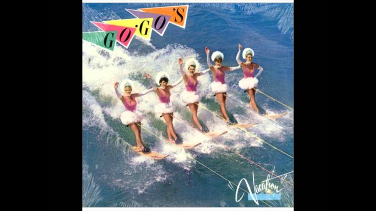Image result for vacation go go's single images