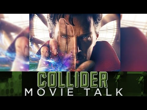 Collider Movie Talk - Doctor Strange Teaser Trailer Drops, Batman Solo Movie Official