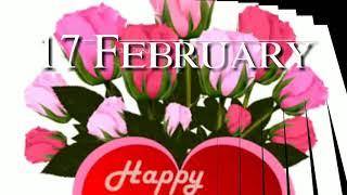 17 February Birthday Status   Birthday Status 17 February