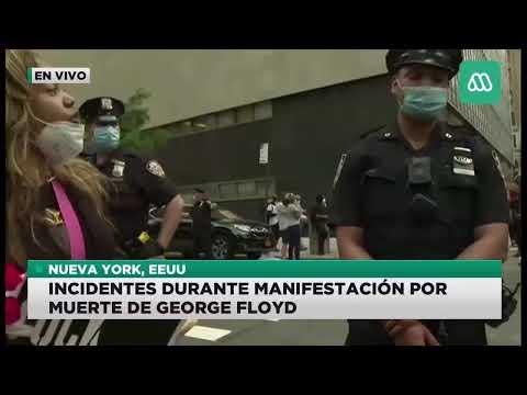 EN VIVO | Manifestaciones por muerte de George Floyd en Estados Unidos