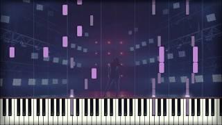 Ани Лорак - Я тебя ждала | Урок на пианино | Караоке