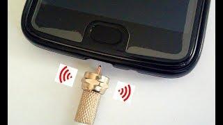 TRICK FREE INTERNET DATA WiFi HACK 10 MINS CRAFT