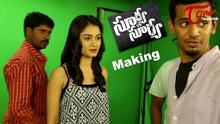 Surya vs surya making 2 | nikhil | tridha choudhury | tanikella bharani
