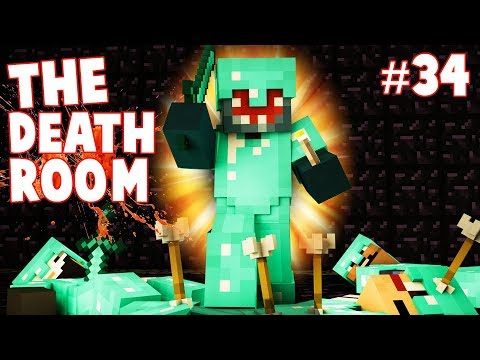 THE DEATH ROOM!! - FRIEND OR FOE! #34 | MINECRAFT