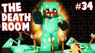 THE DEATH ROOM!! - FRIEND OR FOE! #34 | MINECRAFT thumbnail