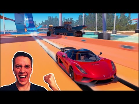 Get New TOPSPEED WORLD RECORD!! | Forza Horizon 3 - Hotwheels Expansion Images