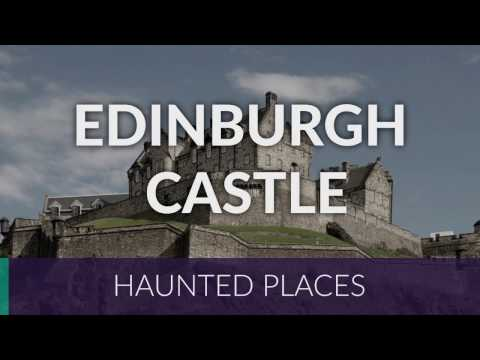 What Lurks Inside Edinburgh Castle | Haunted Places in Europe