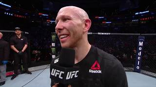 UFC Philadelphia: Josh Emmett Octagon Interview