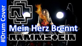 Mein Herz Brennt - Drum Cover - Rammstein (live download 2016)