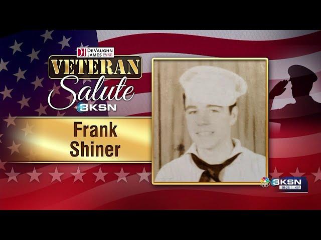 Veteran Salute: Frank Shiner