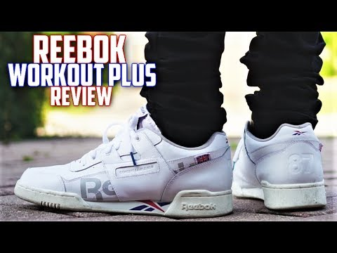 a8c27bfdfe70 Reebok Workout Plus REVIEW!