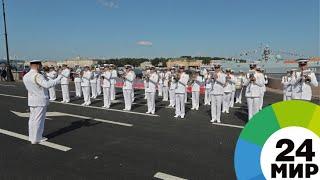 Главный военно-морской парад в Петербурге приготовил сюрпризы