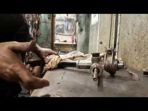 Ремонт рулевой рейки на китайском авто
