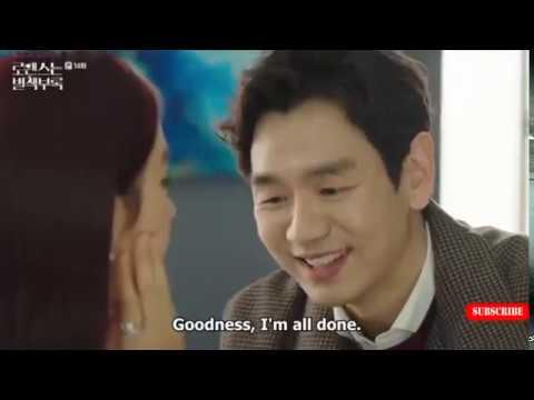 Love Develops Mr Kim and Ms Go Romance is a Bonus Book episode